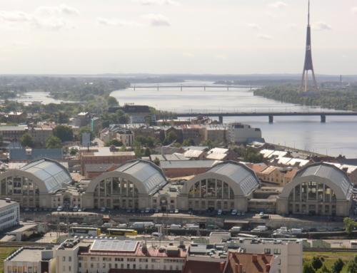 Riga, en pärla vid Daugava