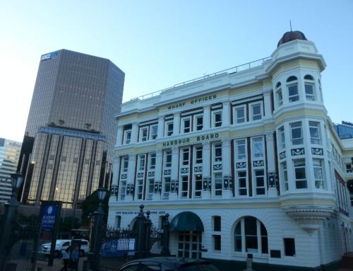 Triss i kiwistäder: Nelson, Picton och Wellington