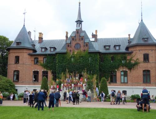 Den Stora Trädgårdsfesten på Sofiero… och Monty Don!