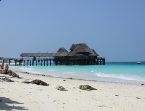 Pole pole och party på Zanzibar