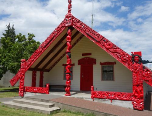 Rotorua – hjärtat i maorikulturen