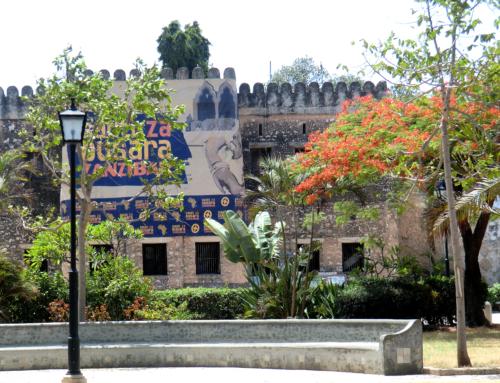 Sauti za Busara – musikfestival i Stone Town