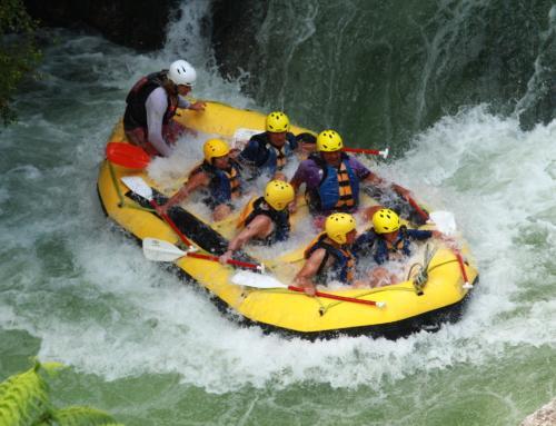 Rafting i Rotorua