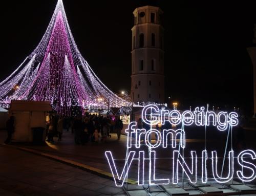 Rundtur i Vilnius