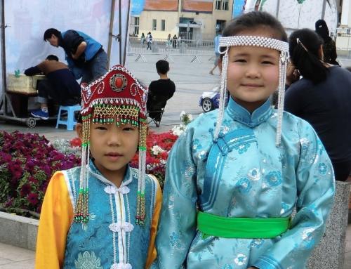 Ulaanbaatar- Party på stan
