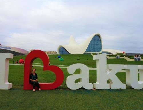Heydar Aliyev Center i Baku