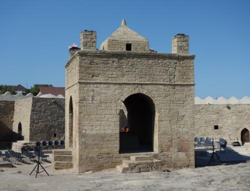 Atashgah och Yanar Dag – Dagsutflykt i Azerbajdzjan