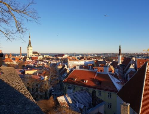 Trettio timmar i Tallinn