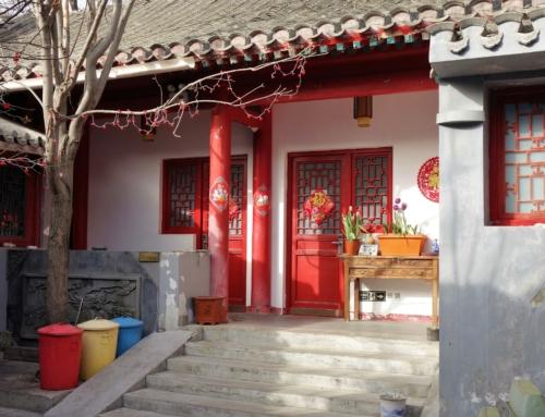 Bo i hutong – Yue Xuan Courtyard Hostel