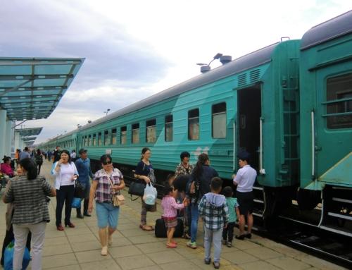 Drömmen om Transsibiriska järnvägen – och en smakbit!