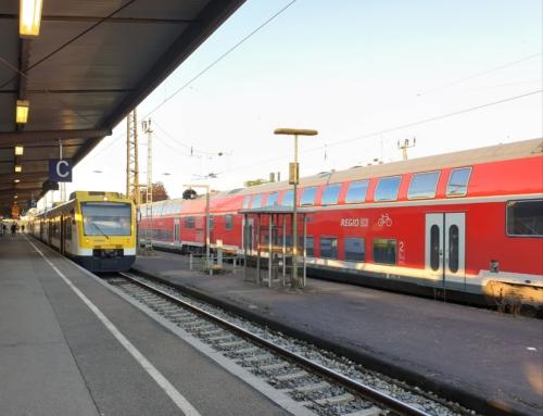 Resa med Interrail – frifräsa eller förboka?