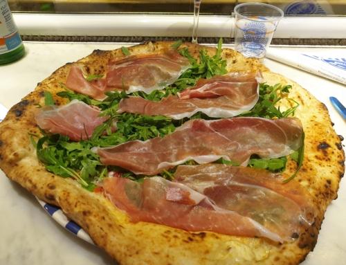 Smakliga matupplevelser i Neapel