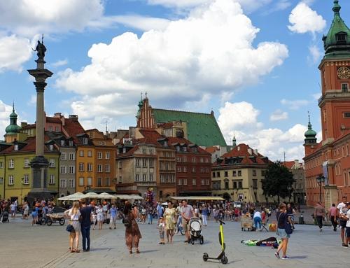 Visit i Warszawa – åtta sevärda platser