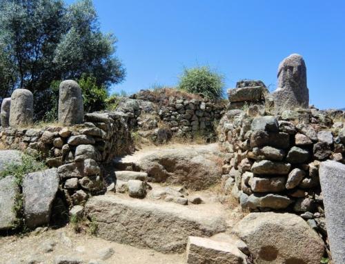 Filitosa – förhistoriska vibbar på Korsika