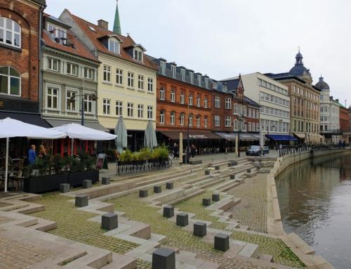Maxad kulturhelg i Århus