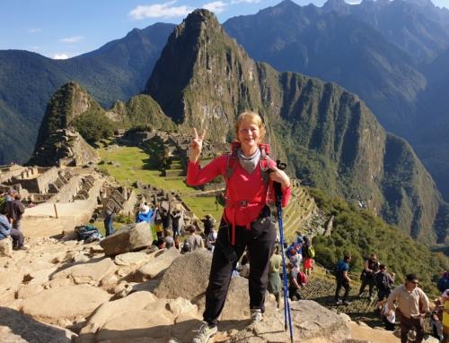 Vandra inkaleden – fjärde dagen och framme vid Machu Picchu