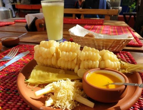 Mat i Cusco – från vego till marsvin