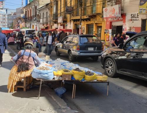 La Paz – en rundtur i bilder