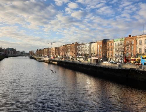 Två dagar i Dublin