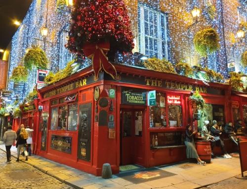 Pub och käk i Dublin