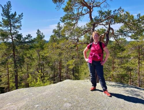Ut och vandra! Tivedens nationalpark