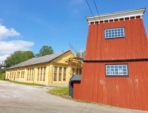 Besök i Bergslagen – Långban och Lesjöfors