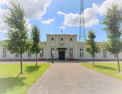 Grimeton Radiostation – ett världsarv