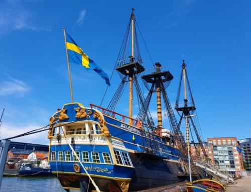 Skepp ohoj – Ostindiefararen Götheborg