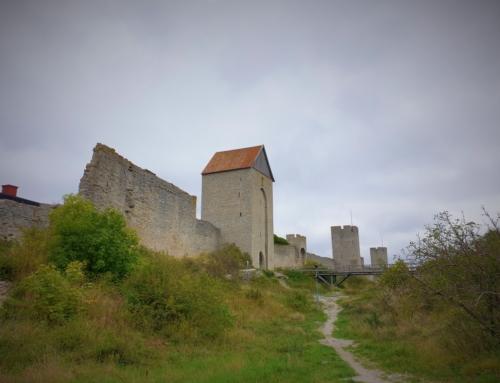 Gotland i september – ringmur, raukar, rosor och ruiner