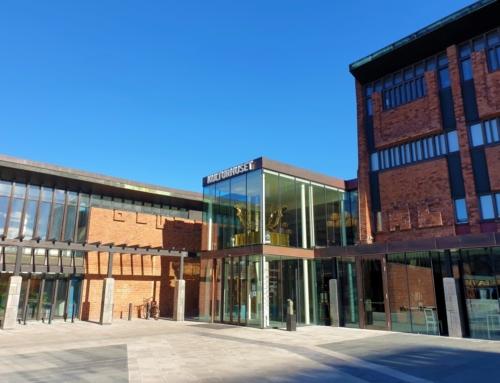 Skövde Konstmuseum – en kulturell oas i covidmörkret