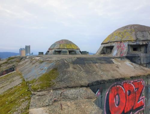 De små äventyrens tid – Bunkerspaning i Uddevalla