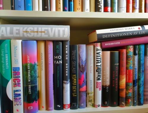 Min litterära resa