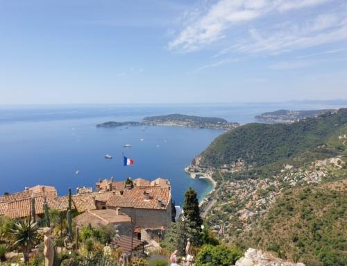 Resa till Frankrike – i skuggan av covid