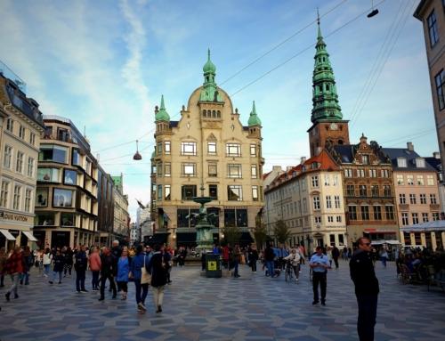 Köpenhamn – min närmaste huvudstad